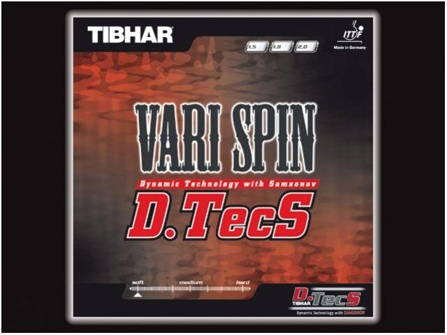 Tibhar Vari redation D. tecs TENNIS DE table-revêtement surface table