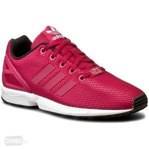 Details about Adidas Originals ZX FLUX C UNI PINK Rosuni KIDS trainers (UK SELLER)!!!!!!