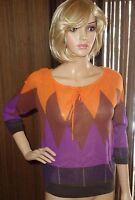 Stefanel Long Sleeve Blouses Size S