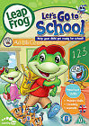 Leapfrog - Let's Go To School (DVD, 2010)