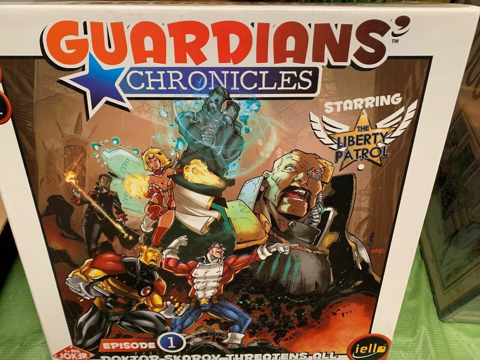 Guardians Chronicles Episode 1 Juego - NEW SEALED