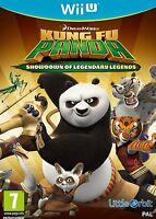 Kung Fu Panda - Showdown of Legendary Legends For PAL Wii U (New & Sealed)