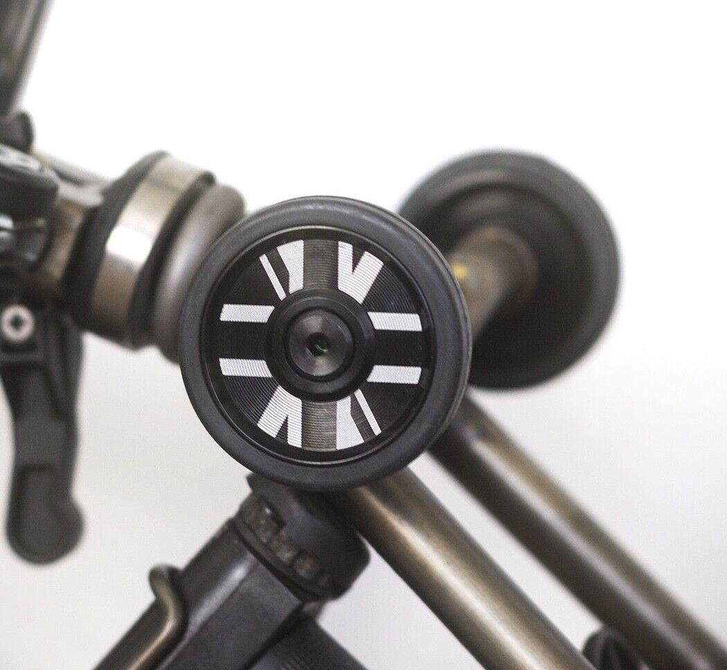 Para Brompton súper ligero 45mm fácil ruedas + Titanio  Tornillos Union Jack  tienda en linea