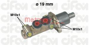 Hauptbremszylinder CIFAM Metzger 202-061