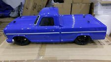 BRUSHLESS VATERRA 1968 Ford F-100 Pick Up RC CAR V100 4WD DSM2 4000kv VTR03028I
