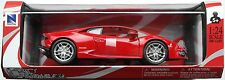 NewRay - Lamborghini Huracán LP 610-4 rot 1:24 Neu/OVP Modellauto