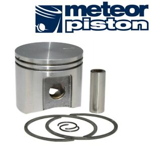 Details about Meteor Chainsaw Piston Kit HUSQVARNA Mod  390 PC2302AB Ø54 96