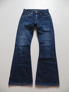 Levi-039-s-532-Schlag-Jeans-Hose-W-31-L-32-true-Vintage-Denim-KULT-Modell-Gr-44