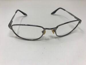 Ray-Ban-B-amp-L-Vintage-Sunglasses-W2962-Silver-PPAS-PILOT-METAL-KA37