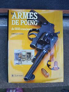 LIVRE-ARMES-DE-POING-DE-1850-A-NOS-JOURS