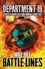 Battle Lines von Will Hill (2013, Taschenbuch)
