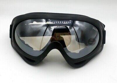 Clever Sicherheitsbrille Schutzbrille Augenschutz Softair Gotcha Paintball Skibrille Ein GefüHl Der Leichtigkeit Und Energie Erzeugen