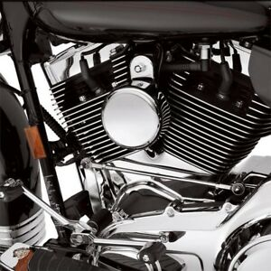 Lisse-Rond-Klaxon-Housse-pour-Harley-Davidson-V-twin-42-0588