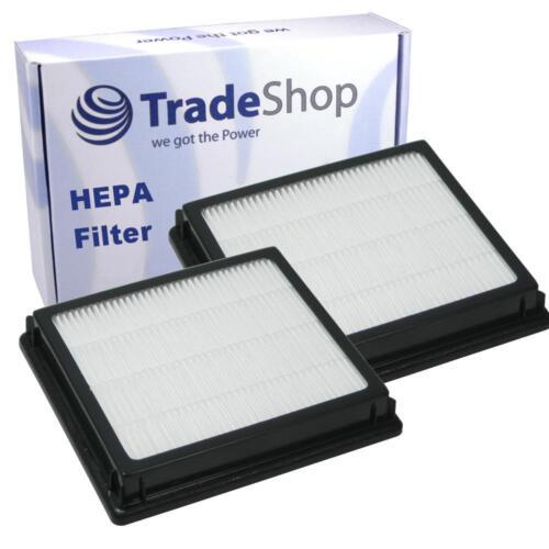 2x HEPA les personnes allergiques Filtre Pour Nilfisk Compact c10 c110 c120 c15 c210 c220 c230