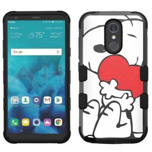 for-LG-Stylo-4-Armor-Impact-Hybrid-Cover-Case-Snoopy-H