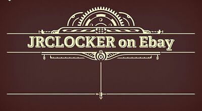 JRCLOCKER Watches and Clocks
