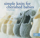 Simple Knits for Cherished Babies by Erika Knight (Paperback, 2001)
