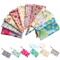 Baby Waterproof Travel Cloth Zipper Diaper Wet Dry Storage Bag Tote Nappy Pouch