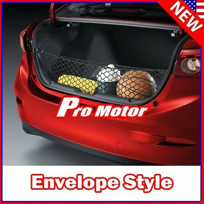 Trunk Envelope Style Cargo Net for Hyundai Genesis Coupe 2DR BRAND NEW