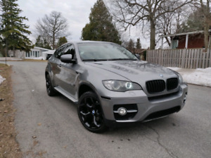 BMW X6 3.0L TWIN TURBO X-DRIVE Comfort and Sport package