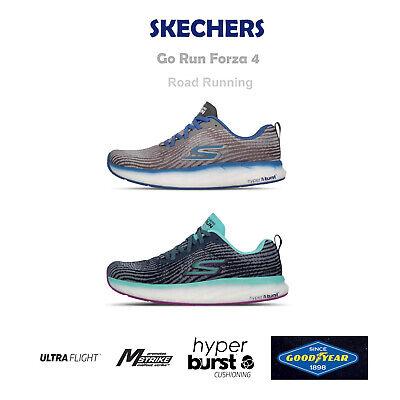 Skechers Go Run Forza 4 Hyper Burst Goodyear Men Women Road Running Shoe Pick 1 | eBay