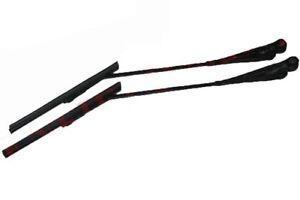 New-Windshield-Wiper-Arm-amp-Wiper-Blade-Set-Right-Left-Jeep-Mahindra