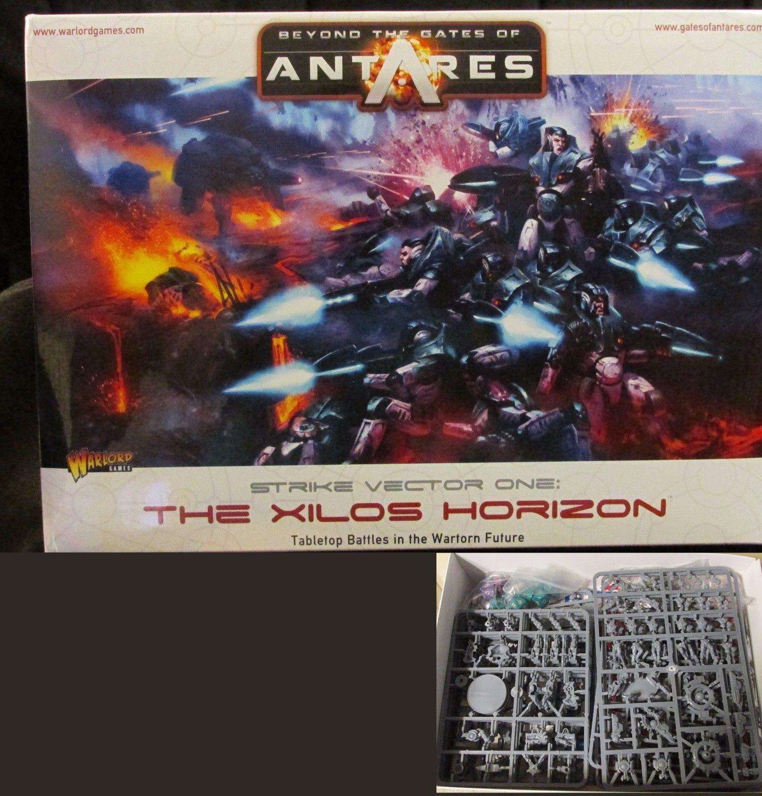 ANTARES - L'HORIZON XILOS XILOS XILOS - WARLORD 5e84f3