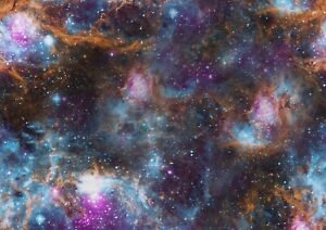 A1-Awesome-Nebula-Poster-Art-Print-60-x-90cm-180gsm-Space-Stars-Cool-Gift-13180