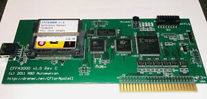 CFFA3000-for-Apple-II-computer-w-128MB-CF-card-and-switch-accessory