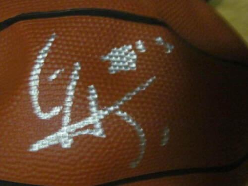 Eric Maynor Utah Jazz/Sixers Signed FS Basketball COA