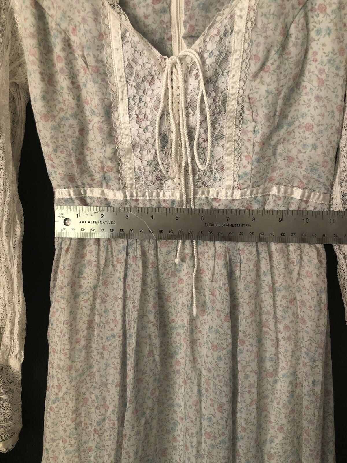 1970s Gunne Sax by Jessica Authentic Victorian Ba… - image 12