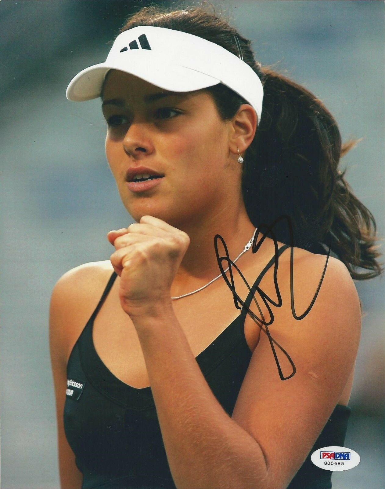 Ana Ivanovic Signed 8x10 Photo - PSA/DNA # G05685
