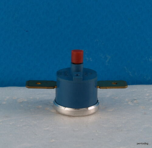 THERMOSTAT BIMETAL SNAP MANUAL RESET  Ty60-R 45-1 160°C 16A 250V CAMPINI