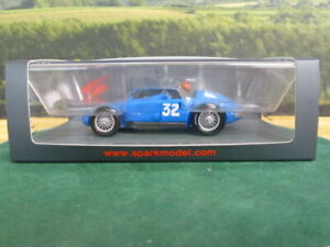 SPARK-Gordini-T32-French-GP-da-Silva-Ramos-1956-No32-Blue-1-43-S5313