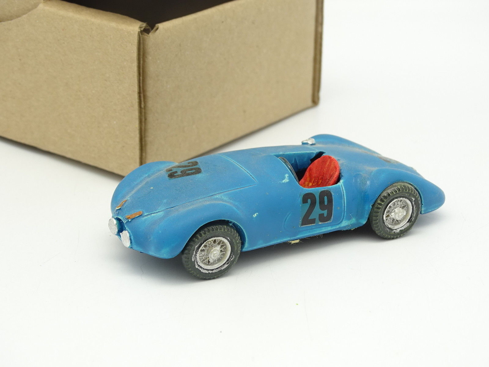 Set Harz aufgebaut SB 1 1 1 43 - Simca 8 gordini Nr.29 le mans 1f26d7