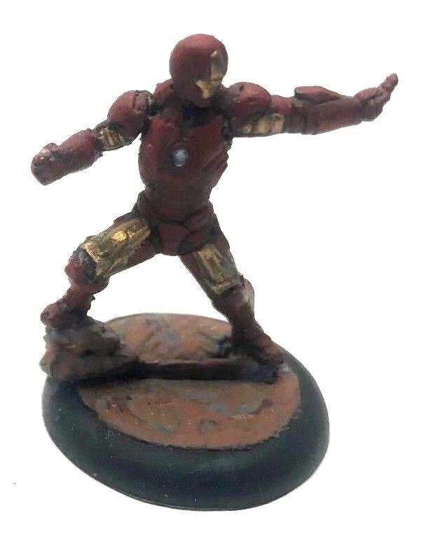 Pintado Knight Models Marvel Universe Juego de Miniaturas  Iron Man
