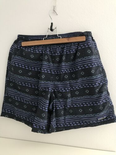 Patagonia Vintage Swim Trunks Shorts Baggies Aztec