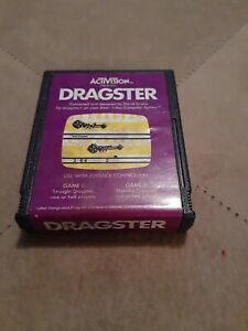 DRAGSTER-by-Activision-for-Atari-2600-CARTRIDGE-FREE-SHIPPING