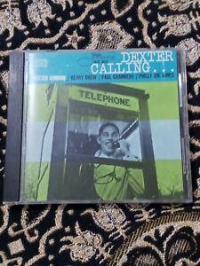 Dexter Gordon: Dexter Calling... (Kenny Drew, Paul Chambers & Philly Joe Jones)