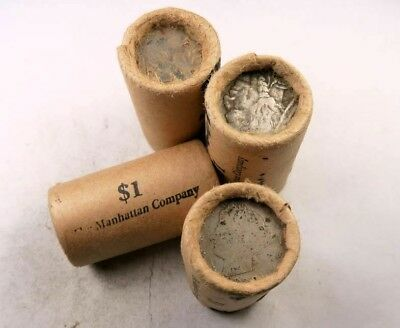 Old Sealed Buffalo Nickel Half Roll //// 20 Coins //// E.W Clark /& Co.**SALE!** 1