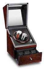 RYTMUS-BLW-UHRENBEWEGER SpECIAL für Schweizer Uhren Watch Winder DOUBLE WINDOWS