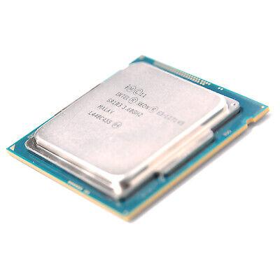 INTEL XEON E3 1271 v3 4.00 GHz QUAD CORE CPU PROCESSOR LGA 1150