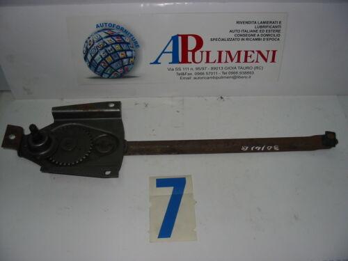 30-41B ALZAVETRO//CRISTALLO DX-SX FIAT 238-241 49,5cm WINDOWS LIFTER