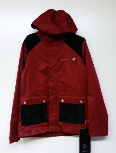 Burton Red Biking Aster Nwt Xsmall Snow Women's Size Jacket 7wgrq6n7R
