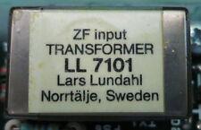 4 x ZF Input Transformer LL 7101 Lars Lundahl Zero Field