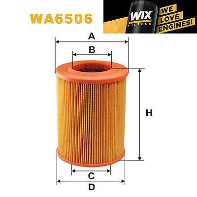 1x Wix Air Filtre wa6506-EQV TO FRAM ca4979