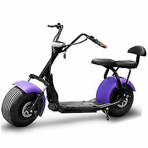 Bluetooth-Electric-Fat-Tire-Scooter-1000W