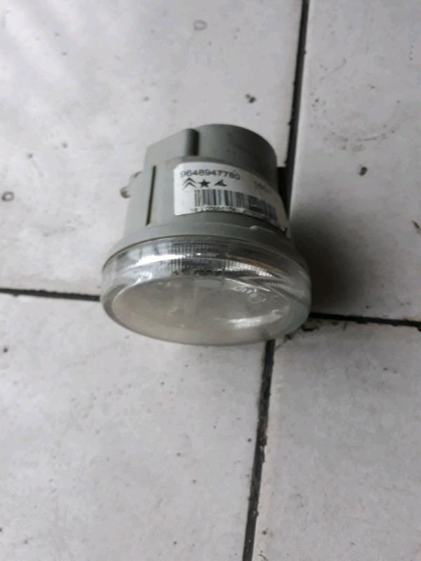 Citroen C2/C3 Fog Light