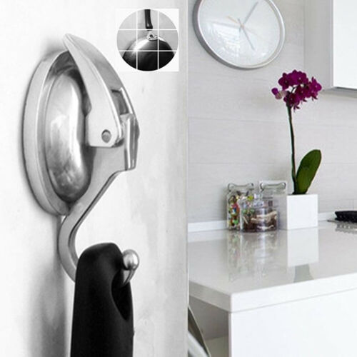Heavy Duty Vacuum Suction Cup Hook for Kitchen/&Restroom Organization