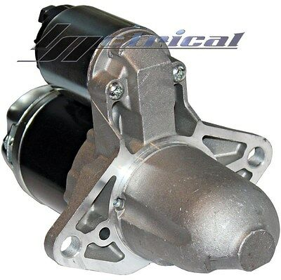 Starter Motor with Warranty 2000 Subaru Legacy 2.5L Engine w//Manual Trans